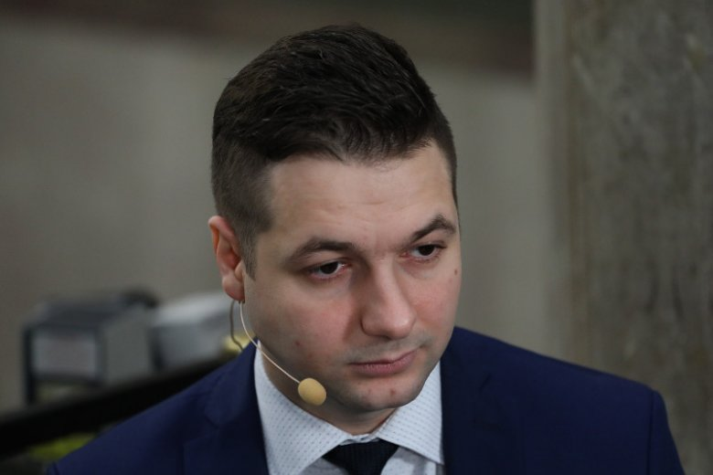 Patryk Jaki od 2017 roku jest przewodniczącym komisji weryfikacyjnej ds. reprywatyzacji.