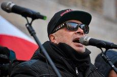 Krzysztof Skiba w latach 80. był bardzo aktywnym opozycjonistą. Przez swoją działalność był aresztowany.