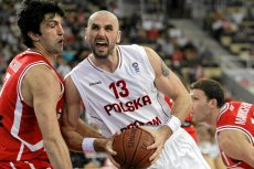 Marcin Gortat jest również gwiazdą reprezentacji Polski