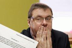 Szymon Giżyński dużo obiecał swoim wyborcom, teraz będzie sięmusiałtłumaczyć.