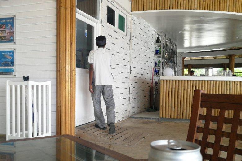 Na Malediwach jest sporo pracowników z Bangladeszu.