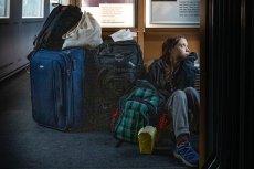 Zdjęcie Grety Thunberg z pociągu wywołało burzę.
