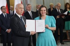 Klaudia Jachira dostała się do Sejmu z list Koalicji Obywatelskiej.