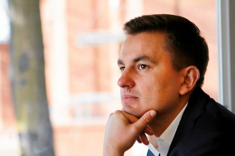 Poseł Arkadiusz Myrcha jest zaskoczony postawą Ryszarda Petru, który zgodził się na pertraktacje z Jarosławem Kaczyńskim.