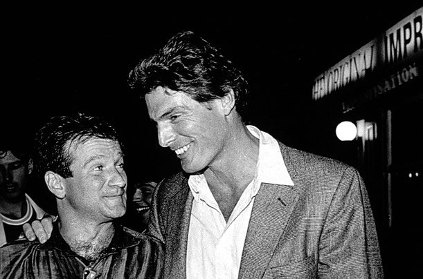 Robin Williams i Christopher Reeve