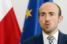 Borys Budka skrytykował pacyfikację strajku przedsiębiorców.