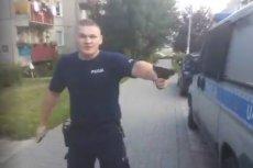 To nagranie pokazuje słabość polskich służb.