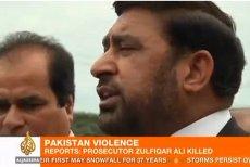 Chaudry Zulfikar nie żyje