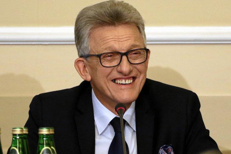 Stanisław Piotrowicz to twarz pisowskich zmian w sądownictwie .