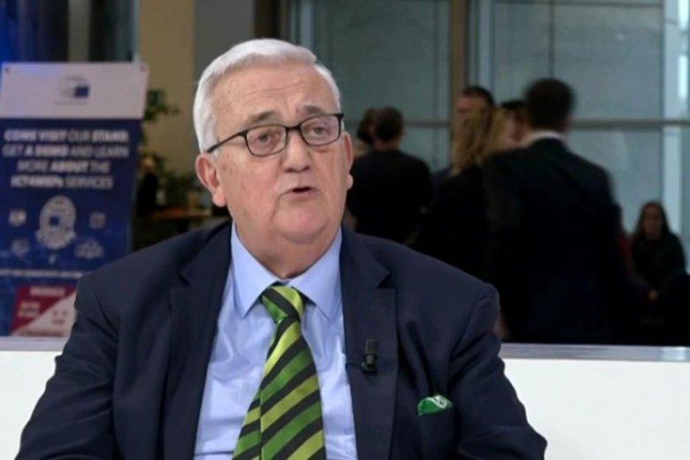 Mario Borghezio członek włoskiej Ligii Północnej i europarlamentarzysta chce sojuszu Polski i Włoch. Jednak jego przeszłość i poglądy nie napawają nadzieją na dobrą współpracę.