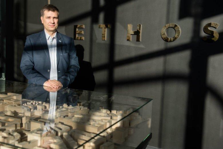 Maciej Zajdel, prezes Kulczyk Silverstein Properties