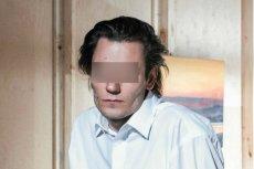 Bartosz G. został oskarżony o posiadanie kokainy.