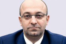 Łukasz Piebiak, były wiceminister sprawiedliwości, który stracił pracę w resorcie Zbigniewa Ziobry po tym, gdy w mediach ujawniono aferę hejterską w rządzie PiS.