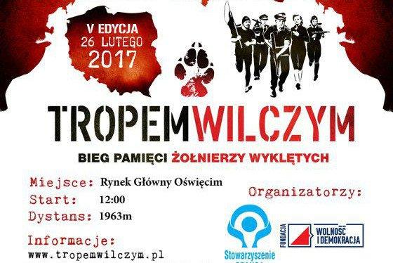 """W internecie przelewa się fala krytyki z powodu organizacji biegu ku czci tzw. żołnierzy wyklętych w Oświęcimiu. Komentujący przypominają krwawe zbrodnie """"Ognia"""" i """"Burego""""."""