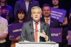 Robert Biedroń twierdzi, że wygrał w sądzie ze Sławomirem Neumannem. Polityk PO ma inne zdanie.