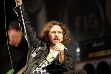 Pearl Jam wystąpi we wtorek w Krakowie. Powyższe zdjęcie pochodzi z koncertu z 2010 roku