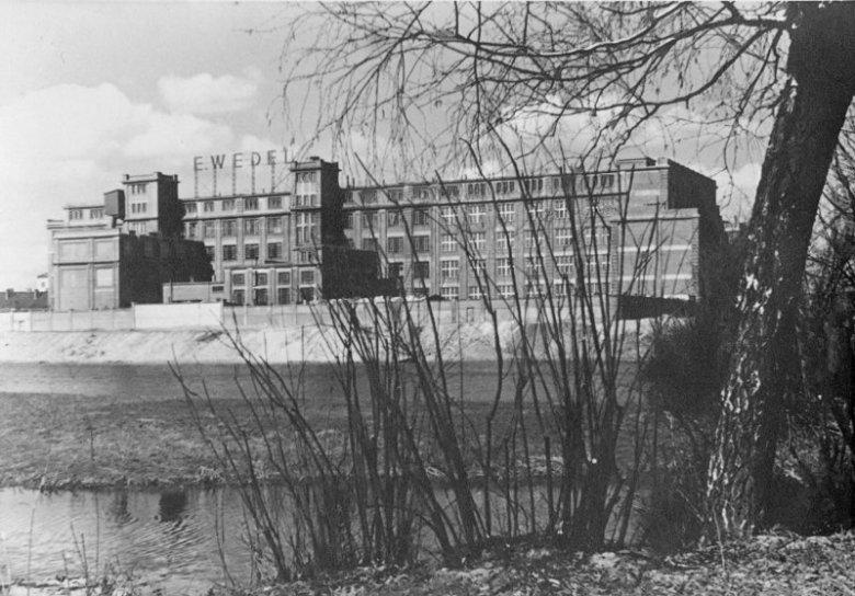 Fabryka Wedla na Kamionku, rok 1941