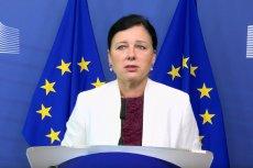Věra Jourová to faworytka Czech w Komisji Europejskiej. Ma w niej pozostać, a możliwa jest jedynie zmiana stanowiska.