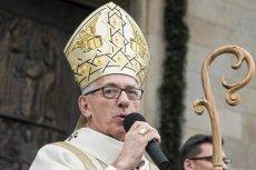 Arcybiskup Wiktor Skworc w Nowy Rok skrytykował polityków