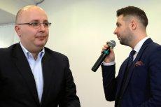 Robert Kropiwnicki i Patryk Jaki zasiadają razem w komisji ds. reprywatyzacji