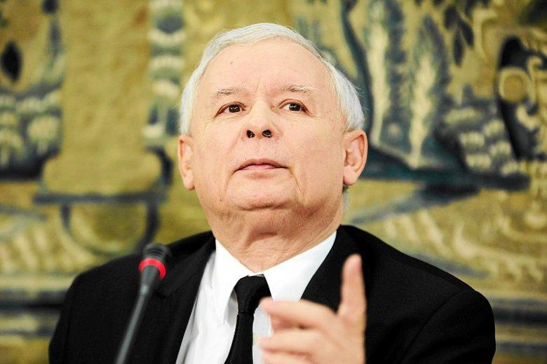 Jarosław Kaczyński walczy o odebranie wpływów PSL na wsi.