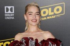 """Emilia Clarke zdobyła sławę dzięki roli Daenerys Targaryen w """"Grze o Tron""""."""