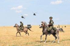 Formacje Kawalerii Ochotniczej formalnie nie wchodzą w skład Wojsk Obrony Terytorialnej, jednak wielu kawalerzystów jest też żołnierzami WOT.
