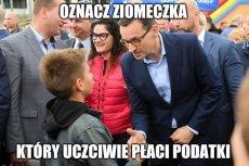 Na profilu premiera Morawieckiego pojawił się mem z nim w roli głównej