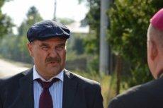"""Wicepremier Morawiecki uzasadnia zmiany w ordynacji serialem """"Ranczo""""."""