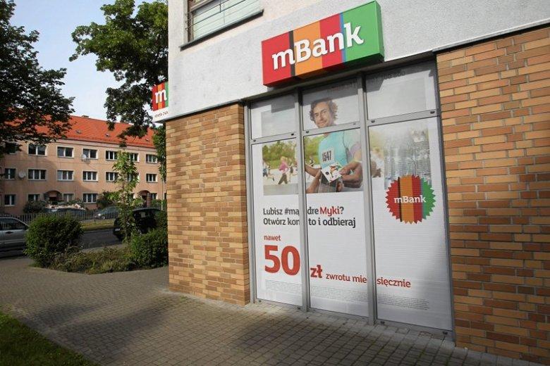 Klienci mBanku muszą uzbroić się w cierpliwość.