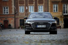 Nowe Audi A8 to niesamowicie zaawansowana technologicznie limuzyna.