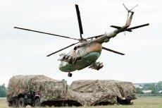 W polskim wojsku próżno szukać nowoczesnych śmigłowców. Zamiast nich na ćwiczeniach żołnierzy WOT pojawiły się konie.