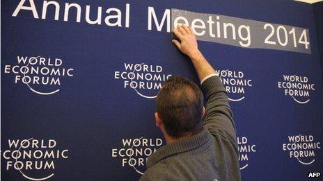 Szczyt w Davos, 2014