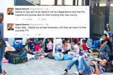 Pomysł Egipskiego miliardera mógłby być nadzieją dla wielu uchodźców.