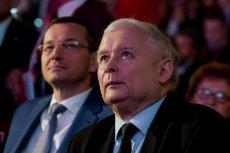 Kaczyński i Morawiecki rozmawiali 3,5 godziny.