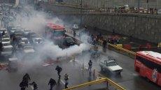 Krwawe protesty w Iranie