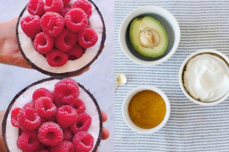 Wiele owoców i innych składników, które znajdziemy we własnej kuchni albo pobliskim sklepie, mogą posłużyć do stworzenia domowych kosmetyków