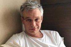Michał Żebrowski w mediach społecznościowych pokazał zdjęcie z nowego dowodu osobistego. Jego wymiana wypadła na czas pandemii.