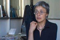 Anna Politkowska została zastrzelona 7 października 2006 roku w Moskwie