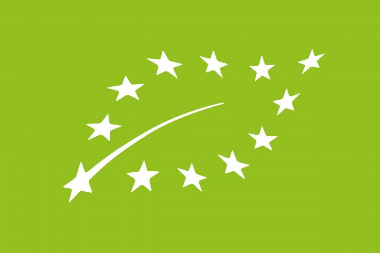 Unijny symbol przyznawany produktom ekologicznym.