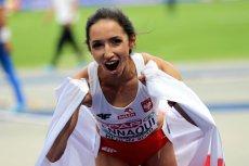 Sofia Ennaoui  została wicemistrzynią Europy w biegu na 1500 metrów.