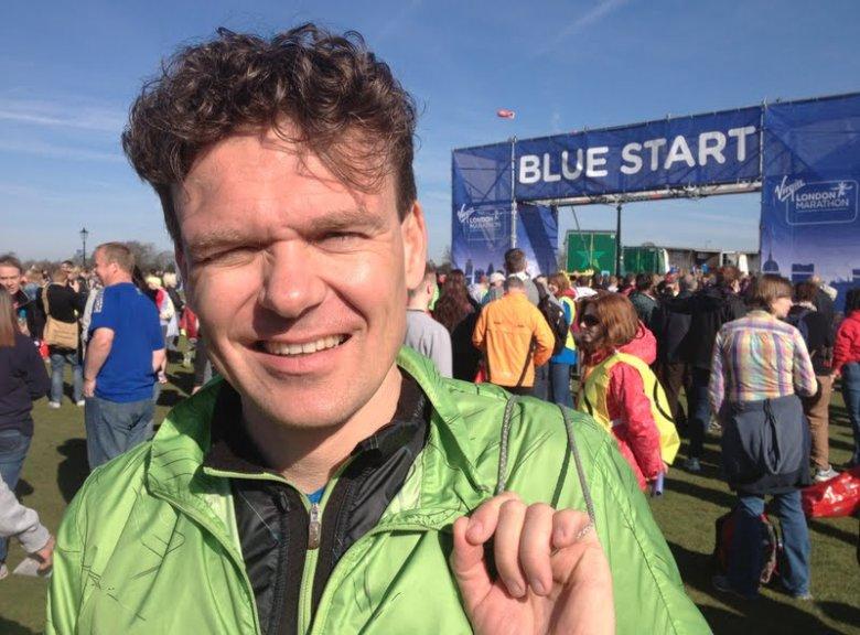 Maraton w Londynie. Już za chwileczkę, już za momencik