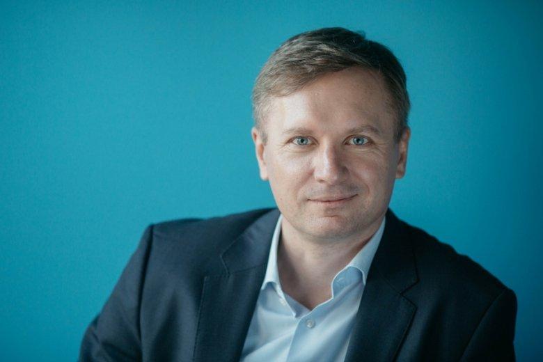 Artur Litarowicz, wiceprezes P&G ds. kategorii produktów do włosów na Europę