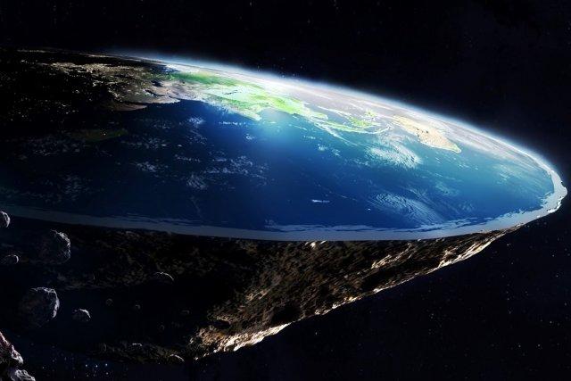 Trudno w to uwierzyć, że w dzisiejszych czasach sporo ludzi wierzy w to, że Ziemia jest płaska.