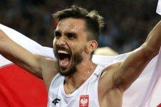 Adam Kszczot został mistrzem świata w Birmingham w biegu na 800 metrów.