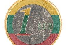 Litwa przyjęła euro jako ostatni z krajów bałtyckich