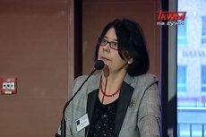 Dr Hanna Karp jest wykładowczynią na uczelni założonej przez o. Rydzyka. To ona wydała opinię, na podstawie której KRRiT nałożyła na TVN24 karę ponad 1,5 mln złotych.