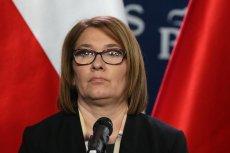 Beata Mazurek nie odpuściła Pawłowi Rabiejowi na Twitterze. Poszło o przemówienie Grzegorza Schetyny.