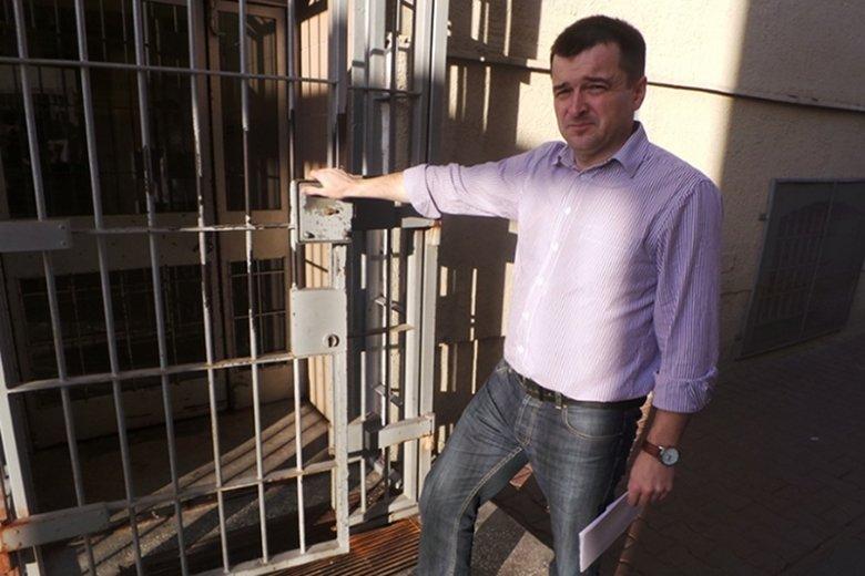 Psycholog więzienny Jacek Olchawski [Wywiad]