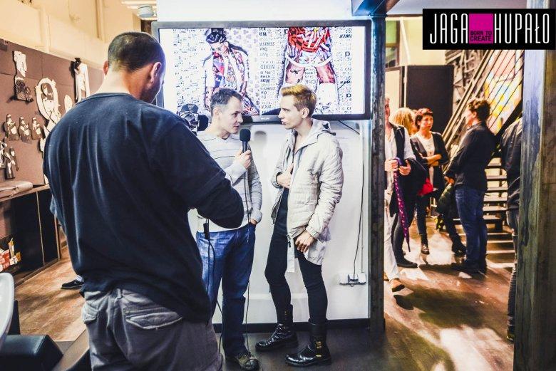 PICTURE ME / Krzysztof Wyżyński wywiad dla modnewlosy.pl